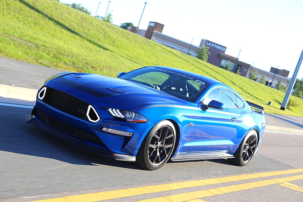 Series 1 Mustang RTR Drive Action Options 1189
