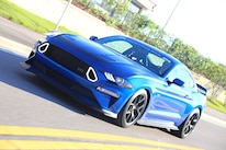 Series 1 Mustang RTR Drive Action Options 1191