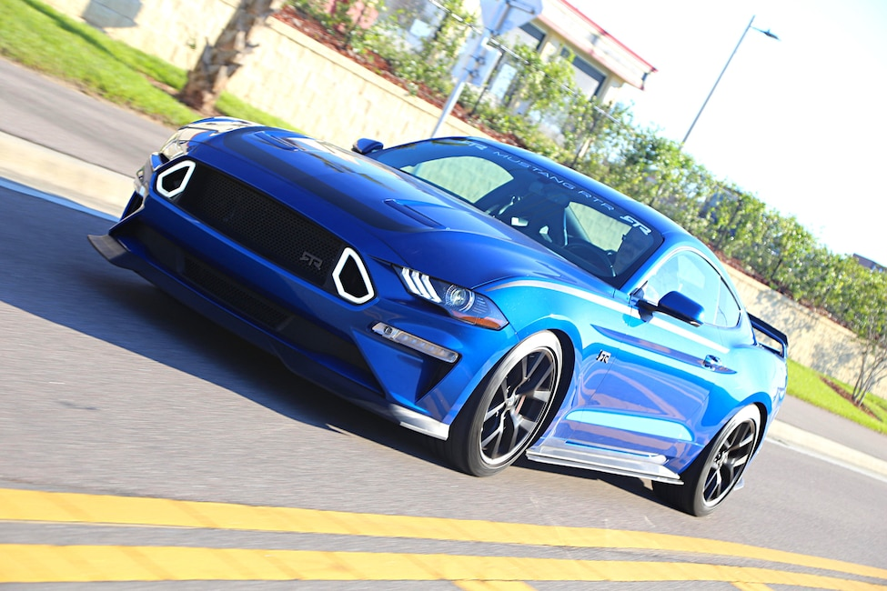 Series 1 Mustang RTR Drive Action Options 1192