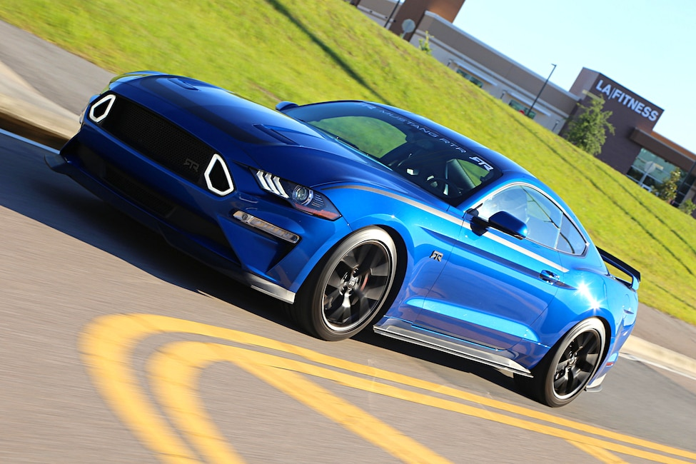 Series 1 Mustang RTR Drive Action Options 1294