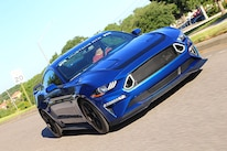 Series 1 Mustang RTR Drive Action Options 1360
