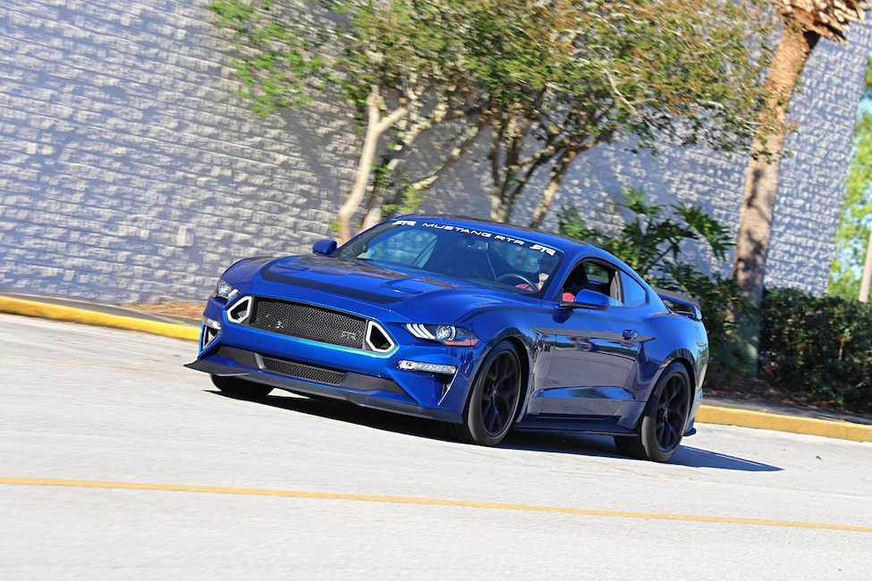 Series 1 Mustang RTR Drive Action Options 1418