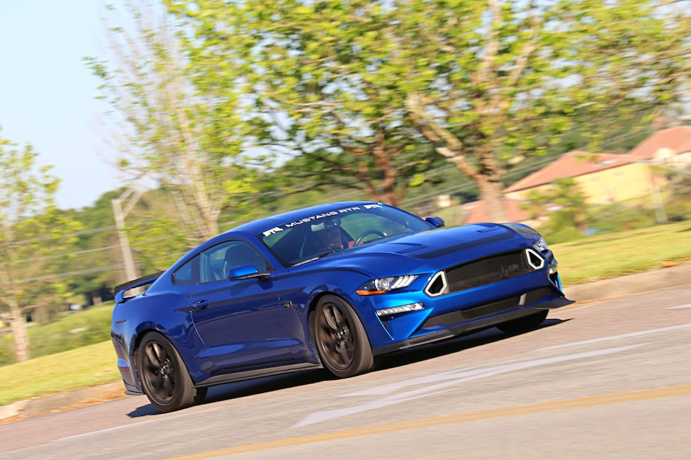 Series 1 Mustang RTR Drive Action Options 1433