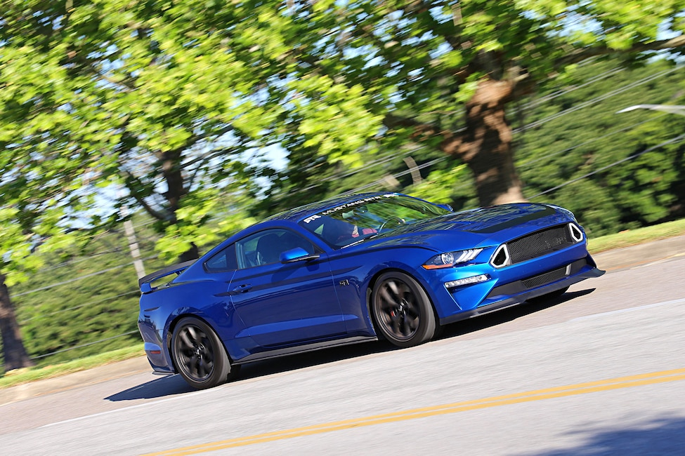 Series 1 Mustang RTR Drive Action Options 1436