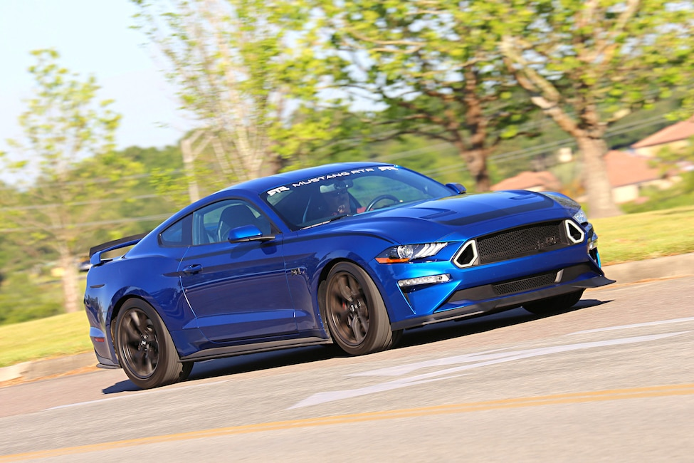 Series 1 Mustang RTR Drive Action Options 1448