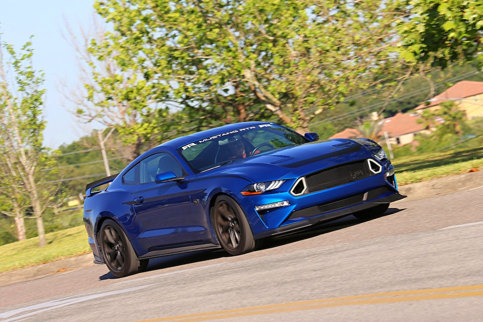 Series 1 Mustang RTR Drive Action Options 1471