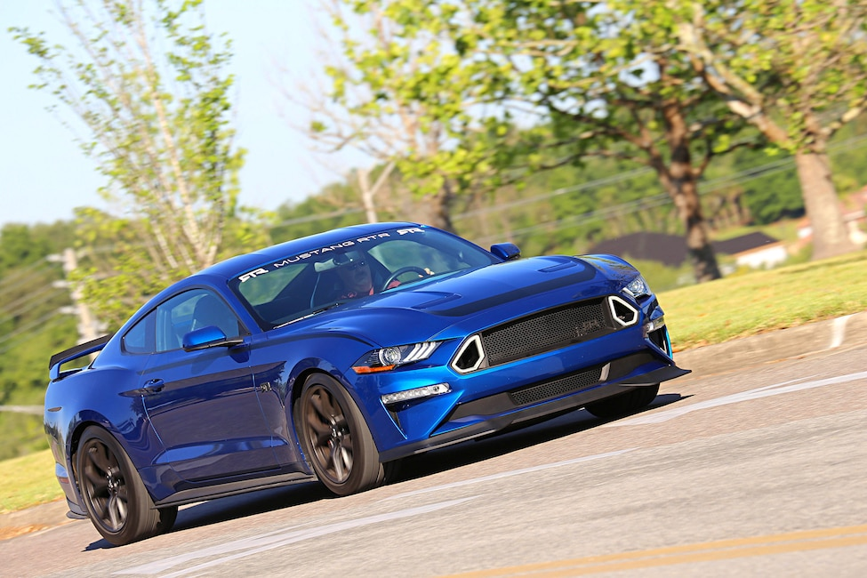Series 1 Mustang RTR Drive Action Options 1479