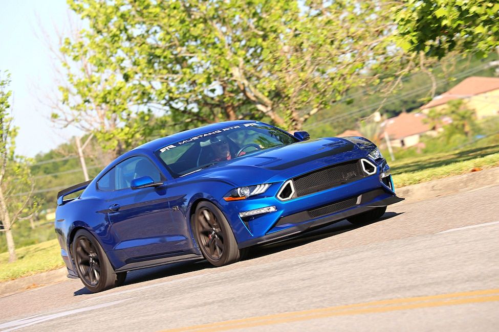 Series 1 Mustang RTR Drive Action Options 1480