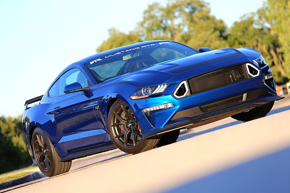Series 1 Mustang RTR Drive Gallery 0712