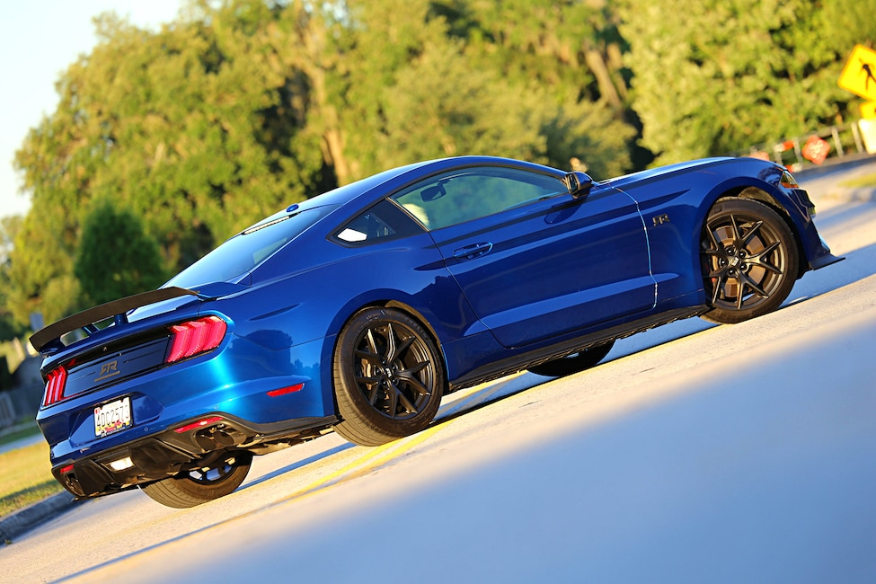 Series 1 Mustang RTR Drive Gallery 0763
