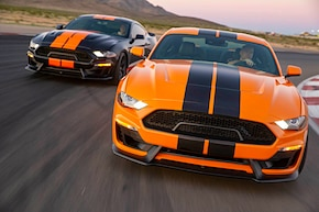 Supercharged Shelby Rental Cars!