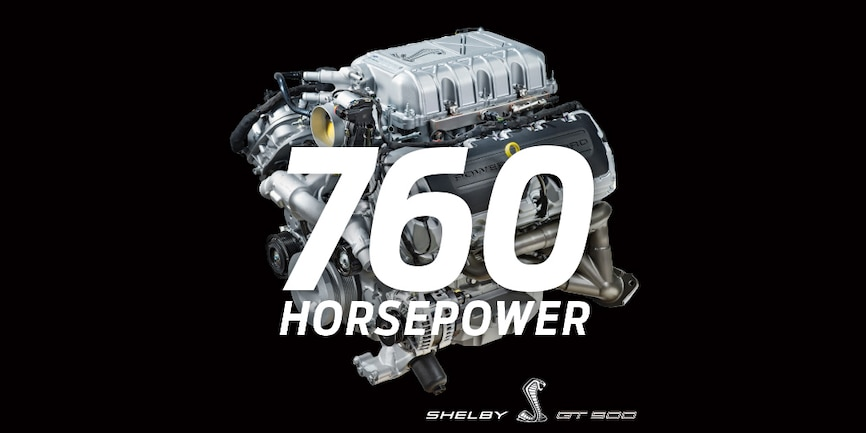 0 2020 Shelby GT500 Power Reveal