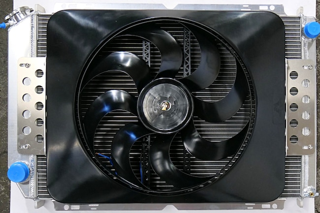 001 Mustang Flex A Lite Radiator Fan