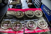 007 Mustang 6r80 Transmission Exedy Stage 2 Clutches