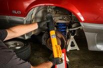 008 Mustang Koni Front Strut Installation