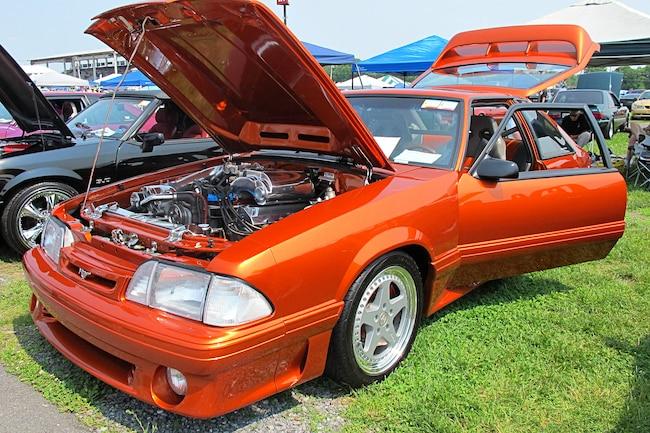 01 Carlisle Ford Nationals Fox Mustang