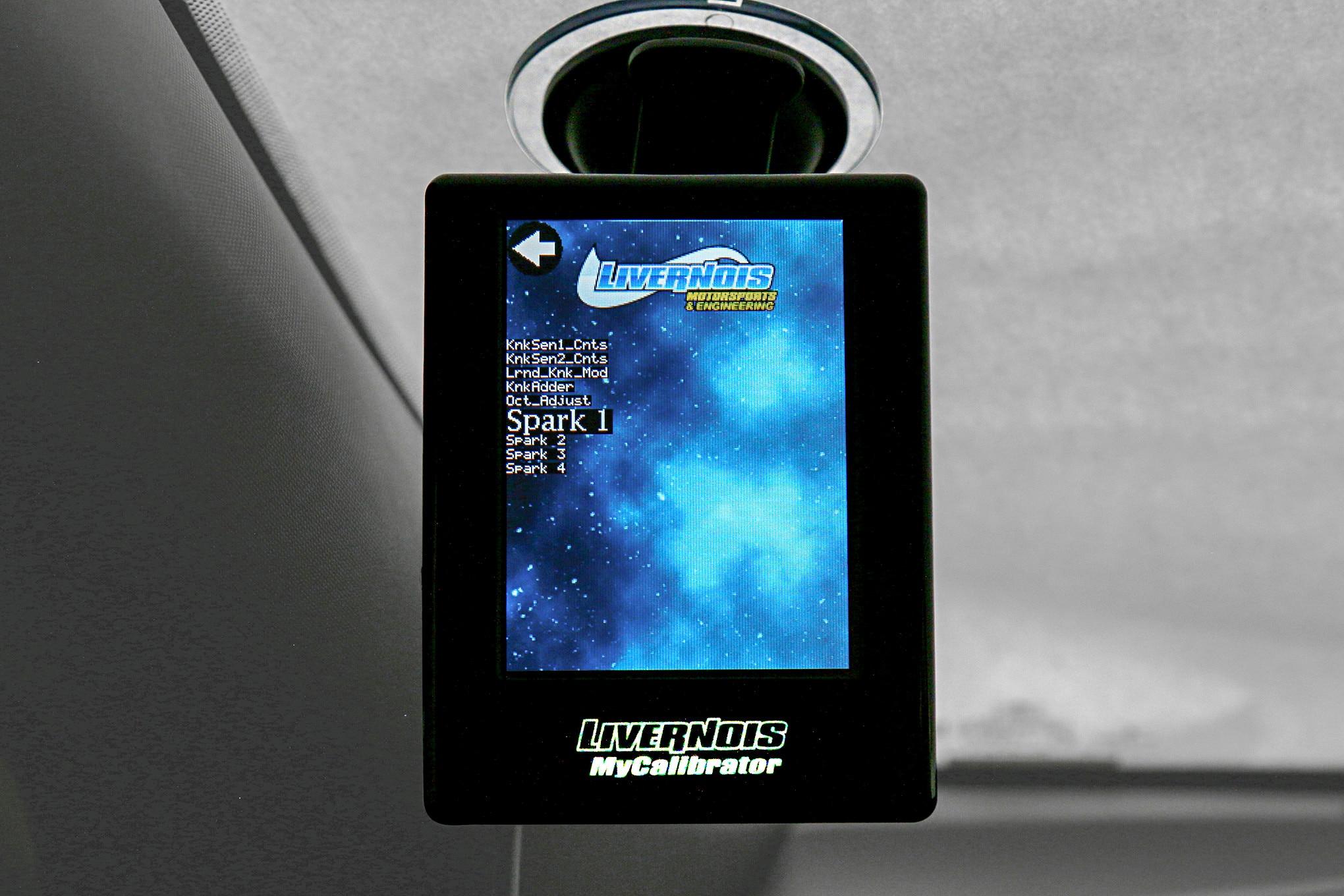 011 My Calibrator Tune Fusion SportX