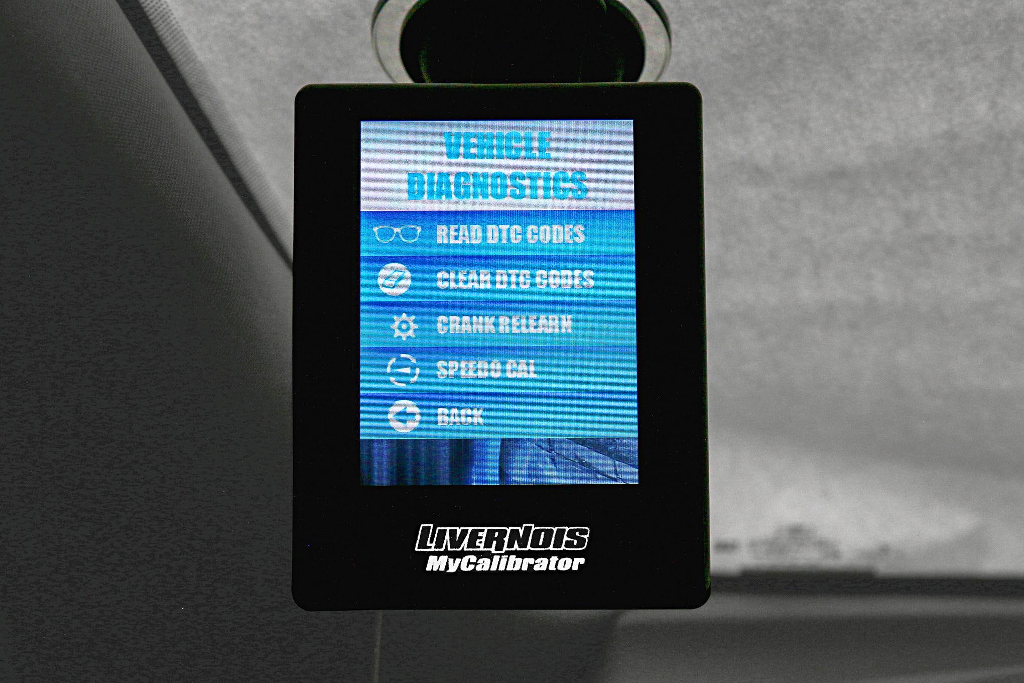 012 My Calibrator Tune Fusion SportX