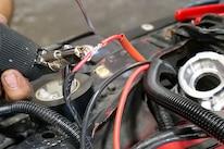 016 Mustang Solder Wiring Fan Controller