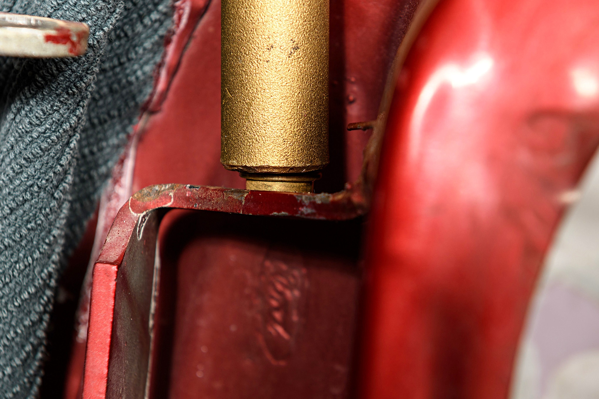 022 Mustang Door Hinge Bushing Installation