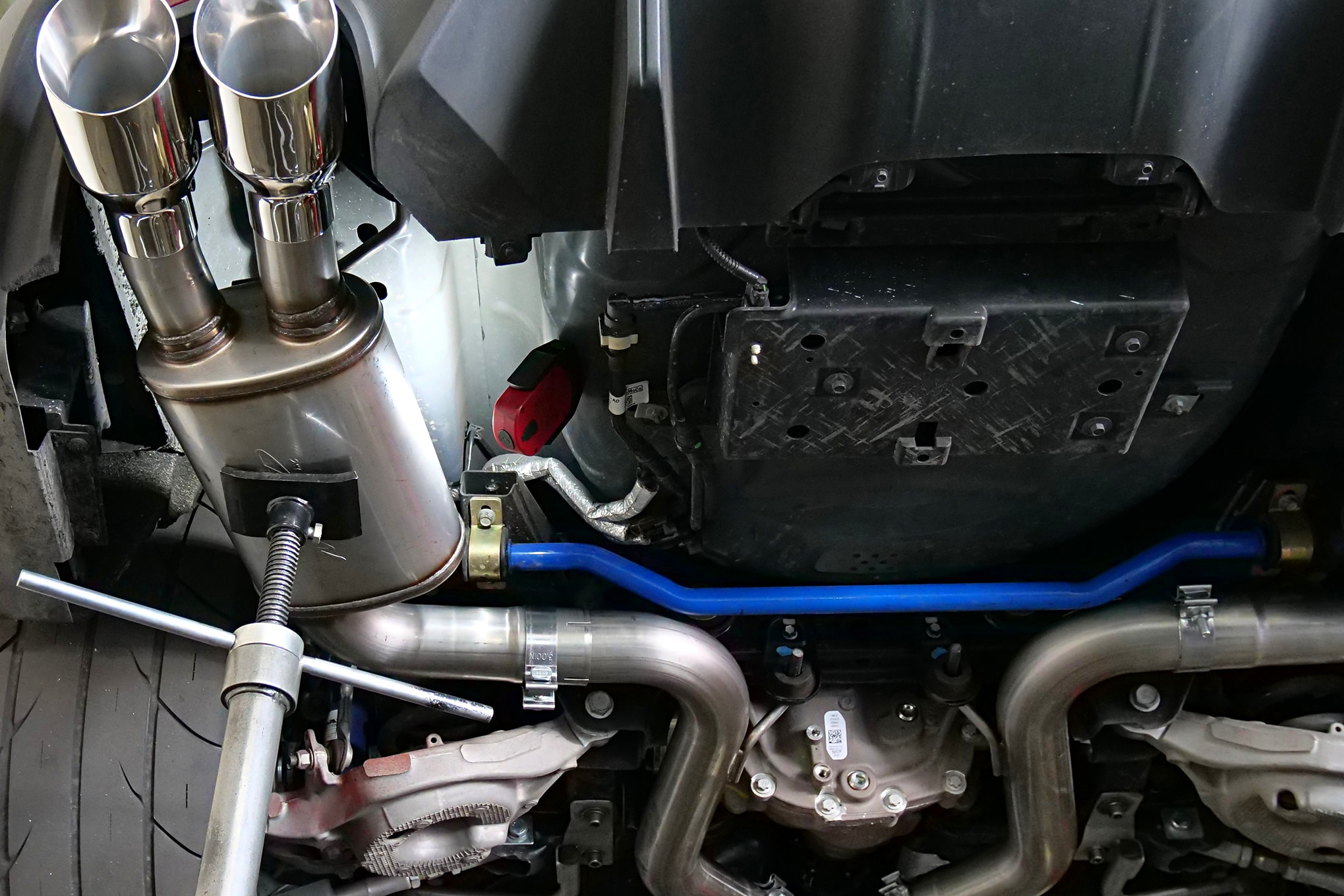 023 Mustang Mbrp Headers Exhaust