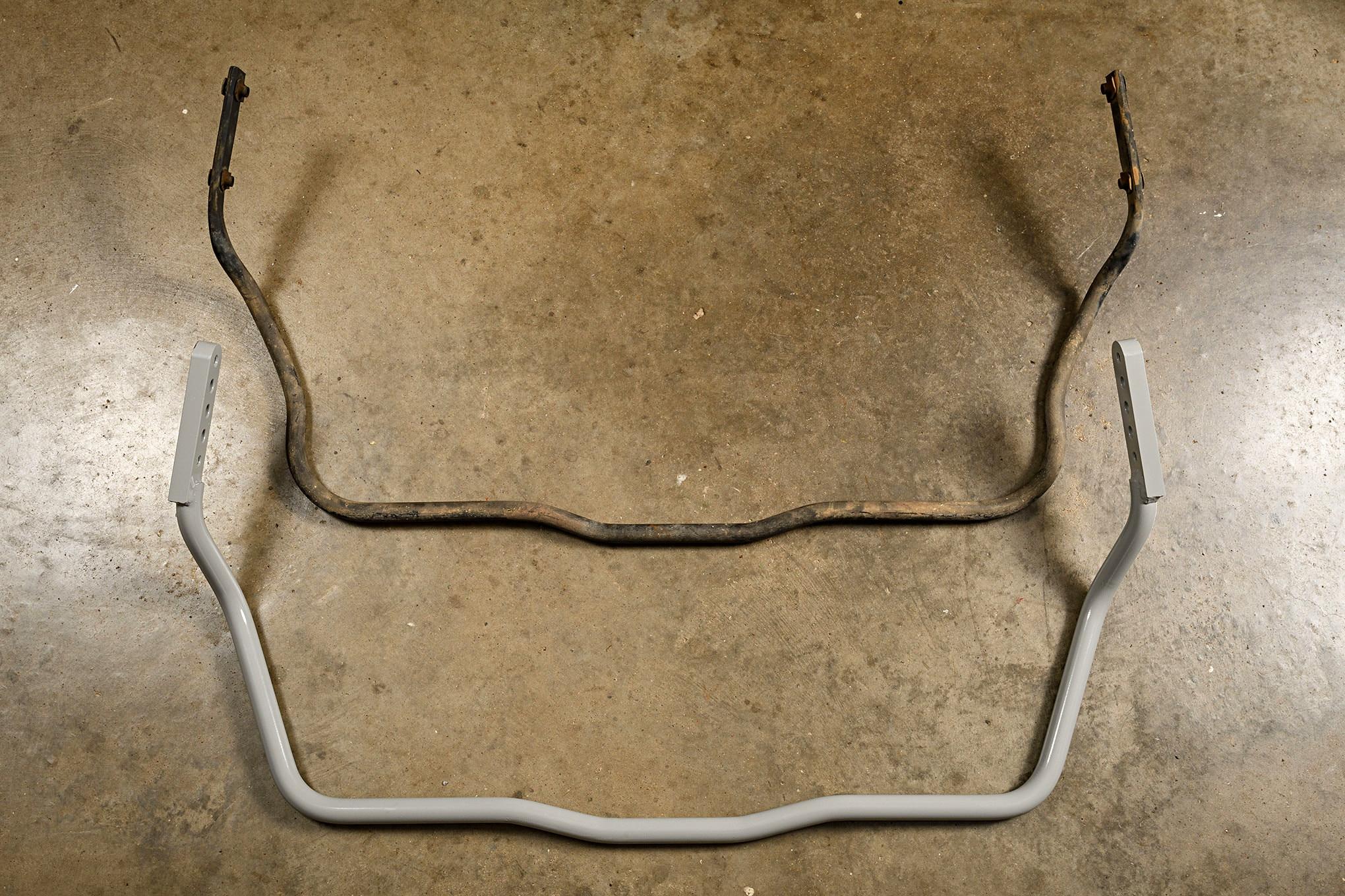 025 Mustang Steeda Rear Sway Bar Stock