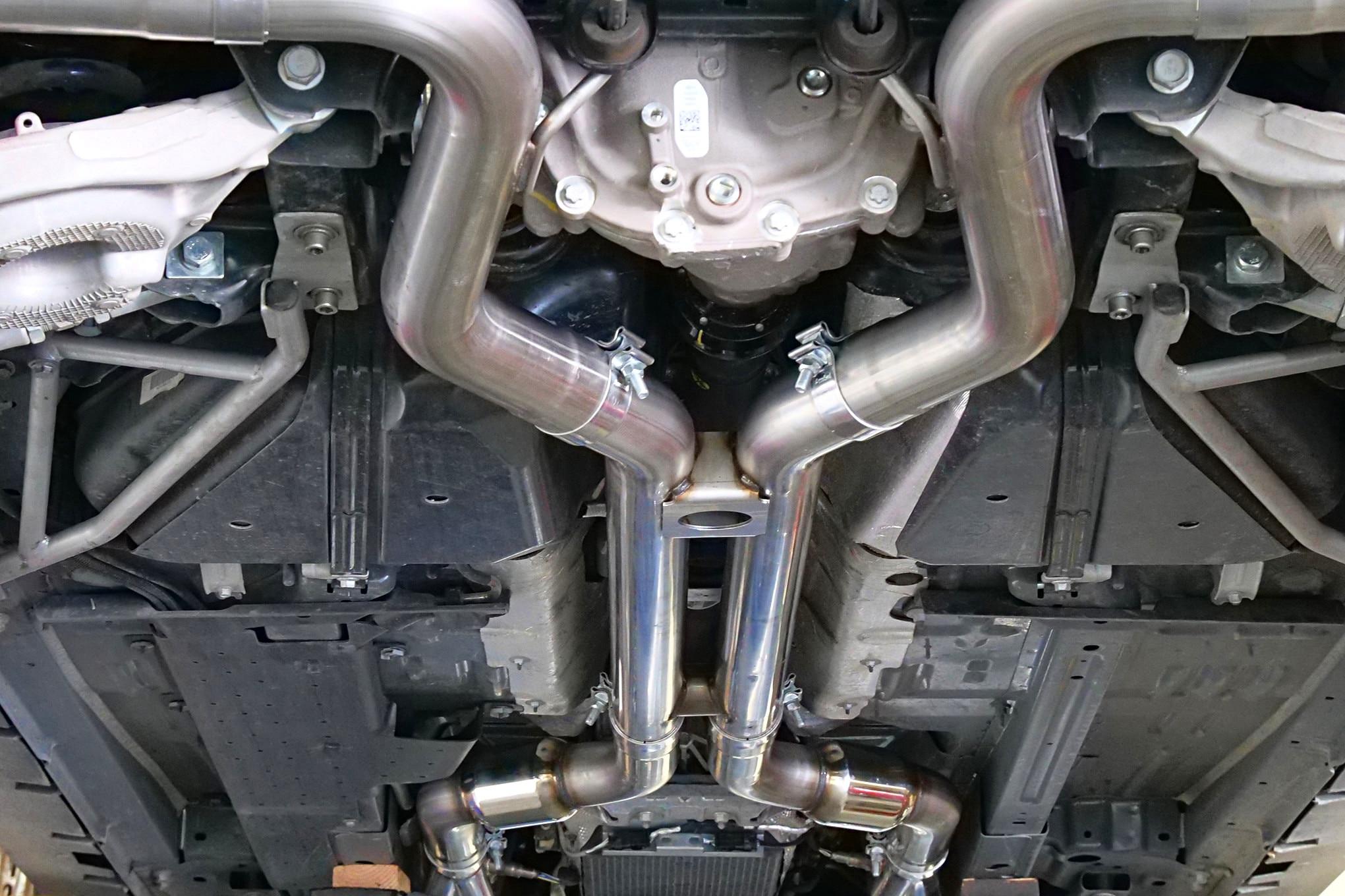 026 Mustang Mbrp Headers Exhaust
