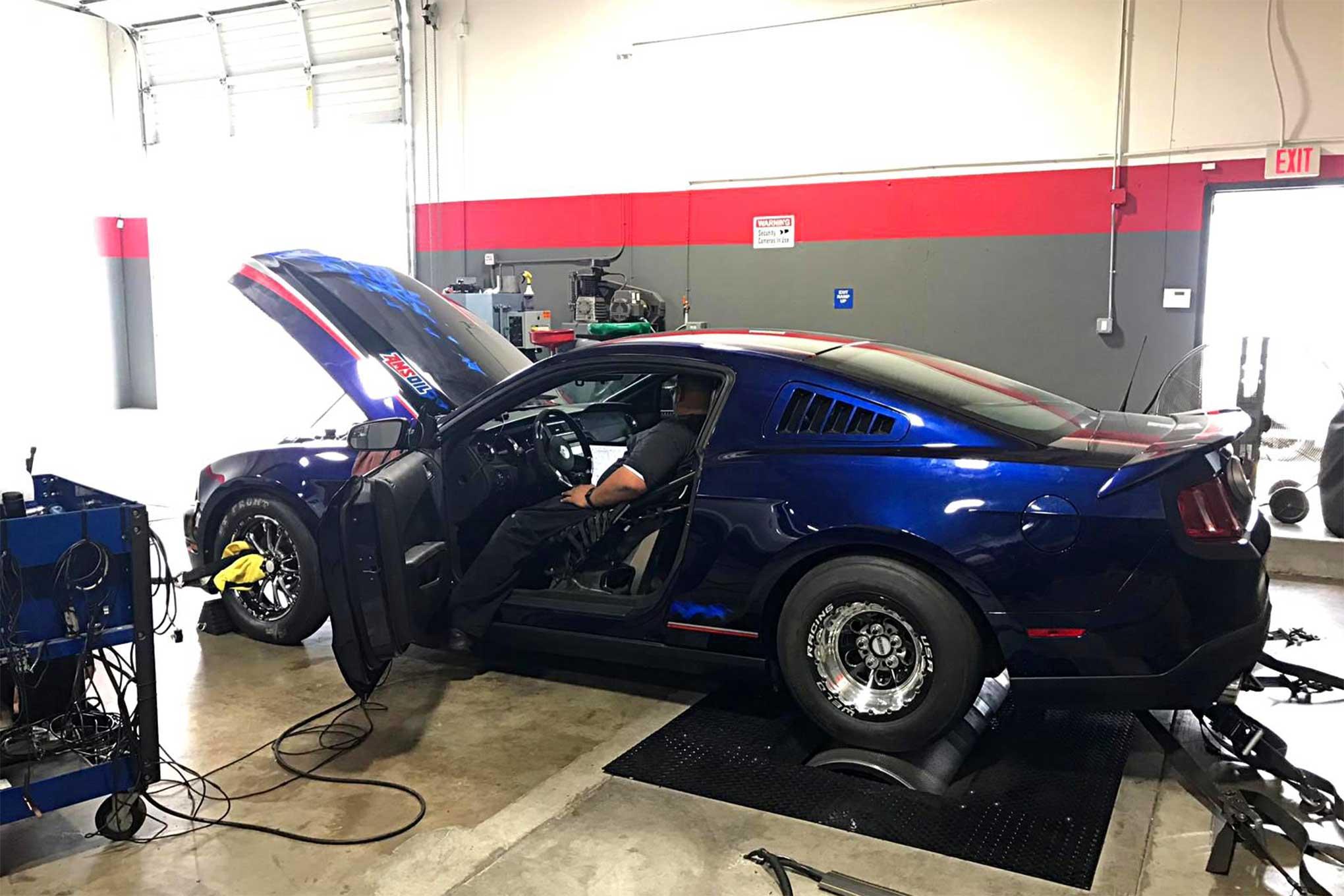 026 Mustang Procharger Dyno Addiction Motorsports