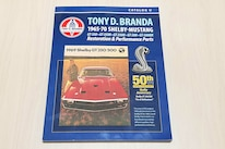 03 Tony Branda Shelby Mustang Catalog Cover