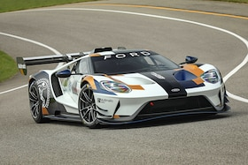 Ford Performance Launches Its Powerful Supercar: The Ford GT Mk II