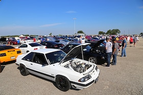 LMR Celebrates 20 Years of Making Dreams Come True with A Colossal Cruise-In