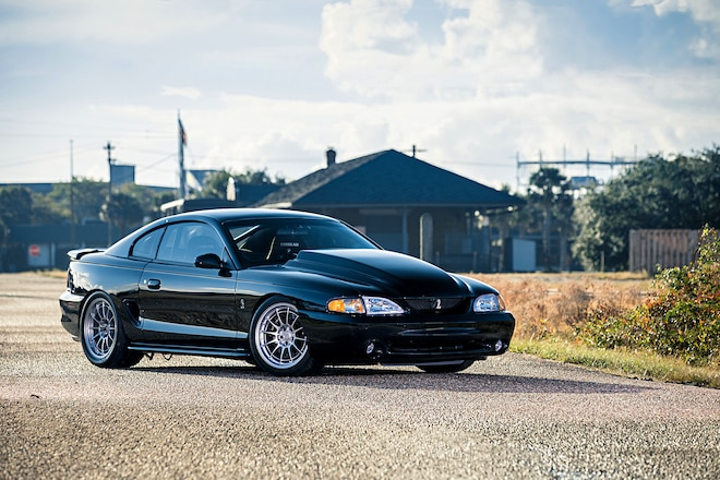 Doing This Sn95 Does Cobra Powered amp; Coyote It Looks Good All