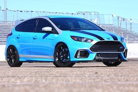 Dream Giveaway's Latest Ford Product Is This 450hp 2017 Focus RS