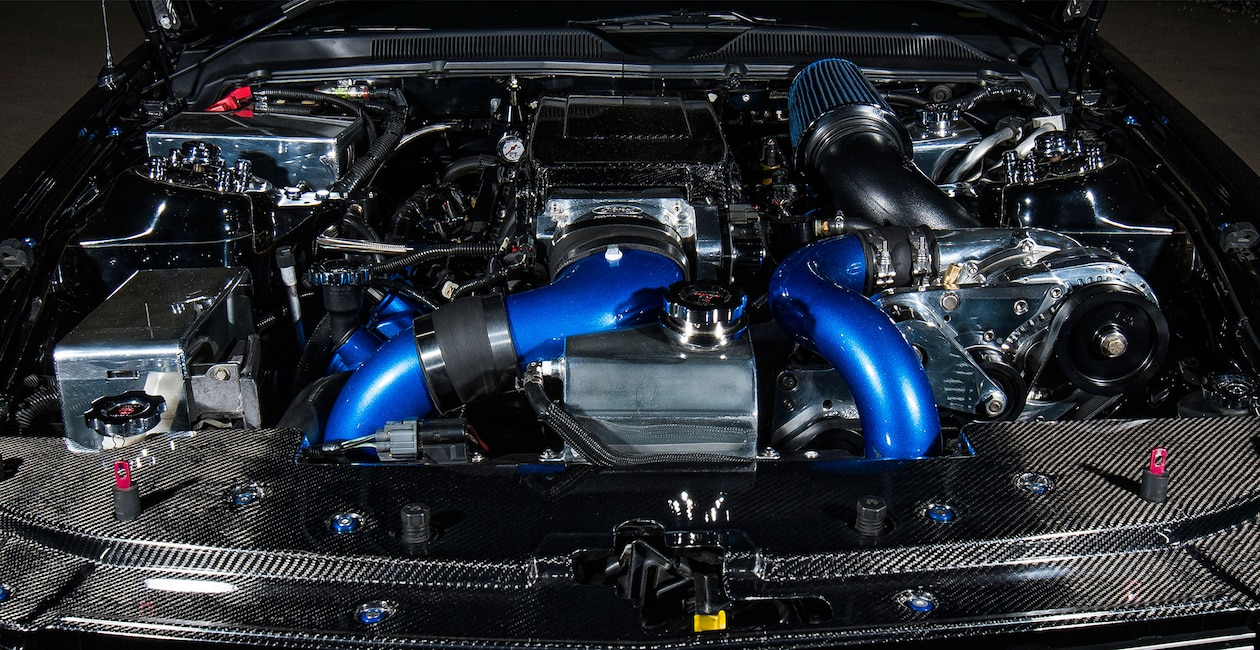 002 Gordon Hume Supercharged 2006 Gt