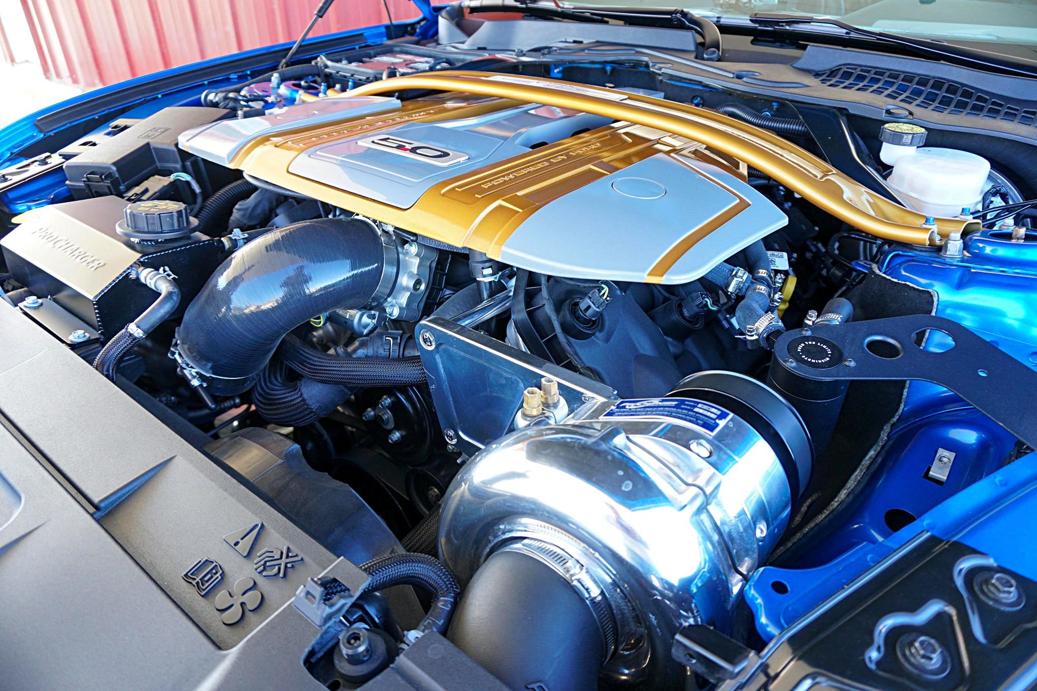 002 Muscle Mustang Bojix