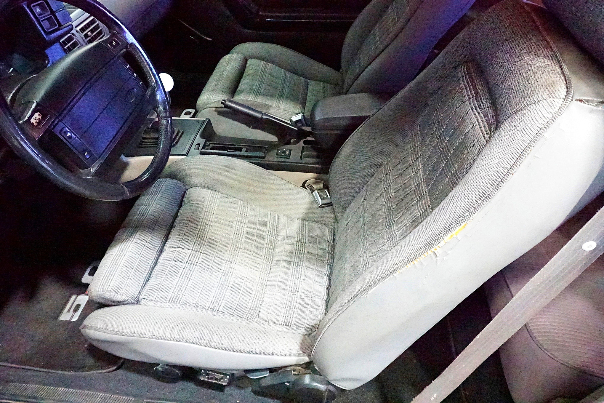 002 Muscle Mustang Seats 1
