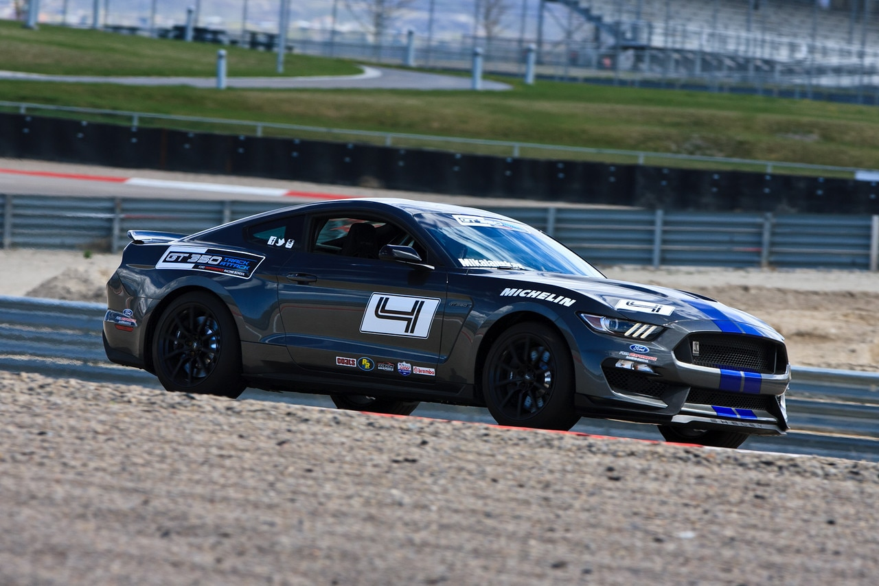 Ford Performance Racing School >> 003 Ford Performance Racing School News Photo Ford