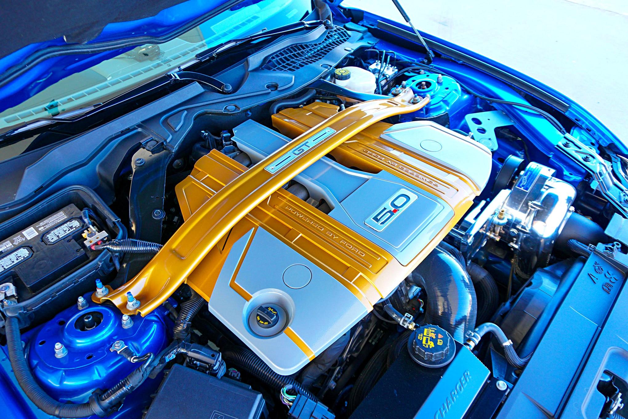 004 Muscle Mustang Bojix
