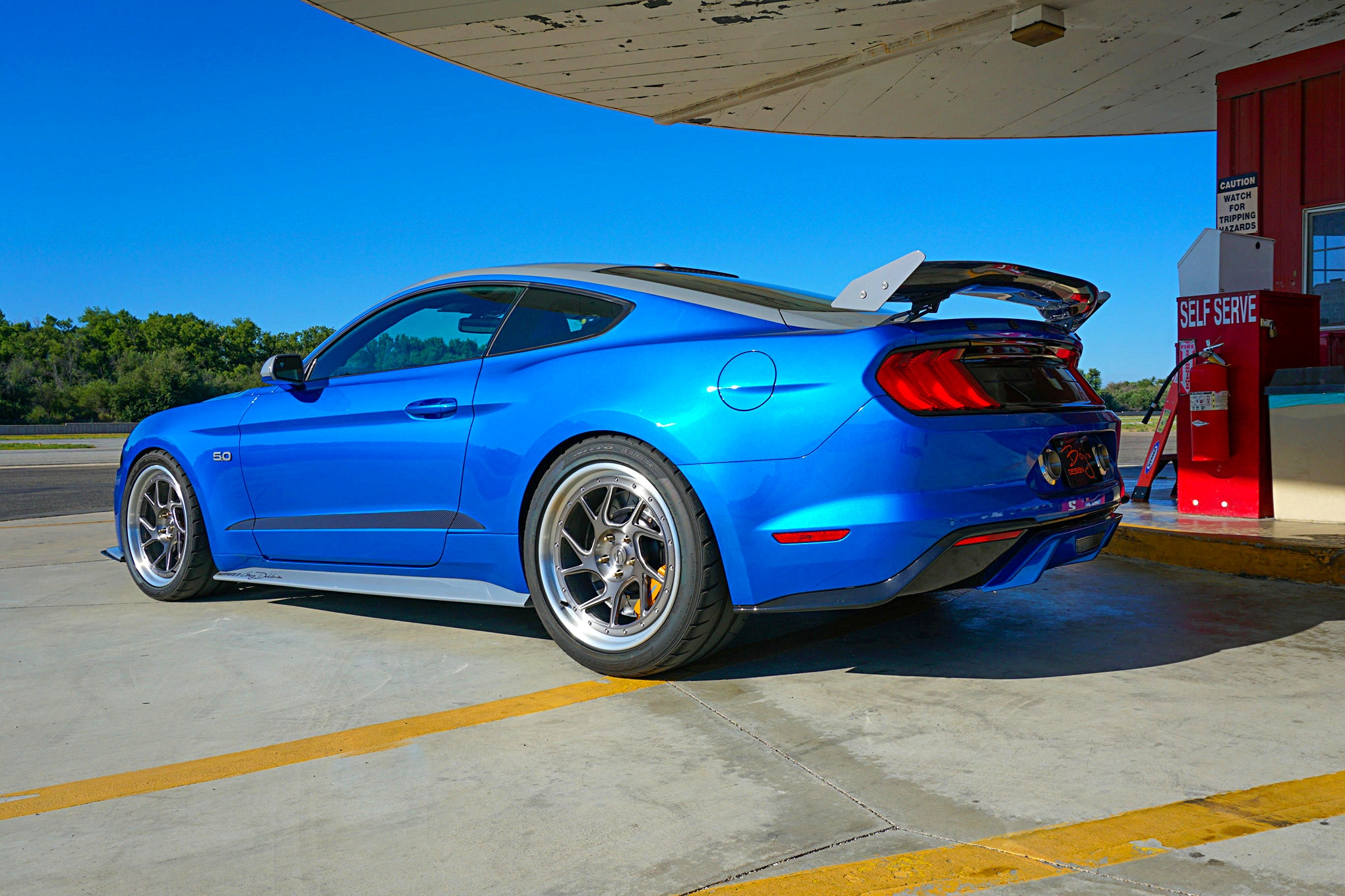005 Muscle Mustang Bojix