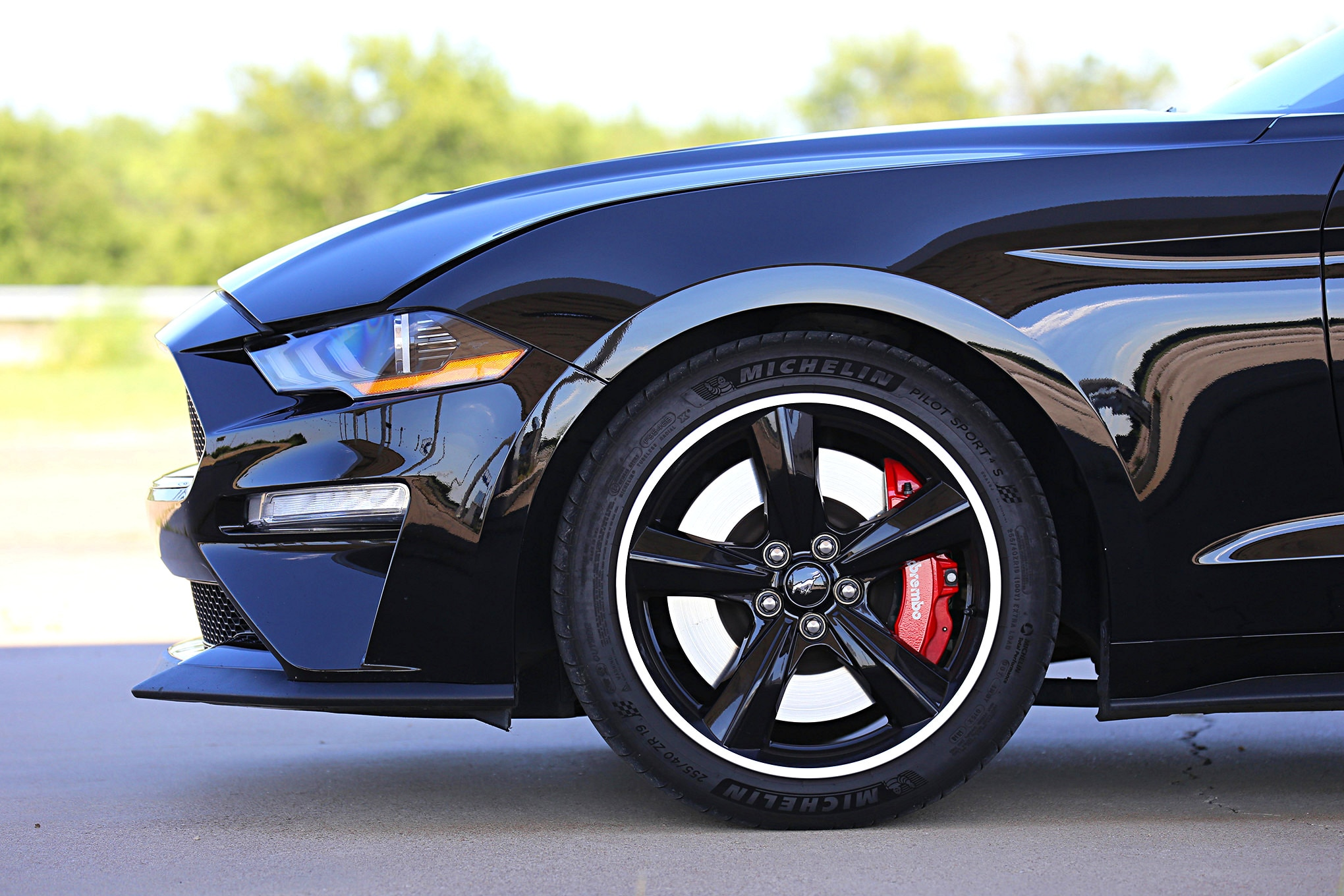 006 2019 Mustang Bullitt Drive