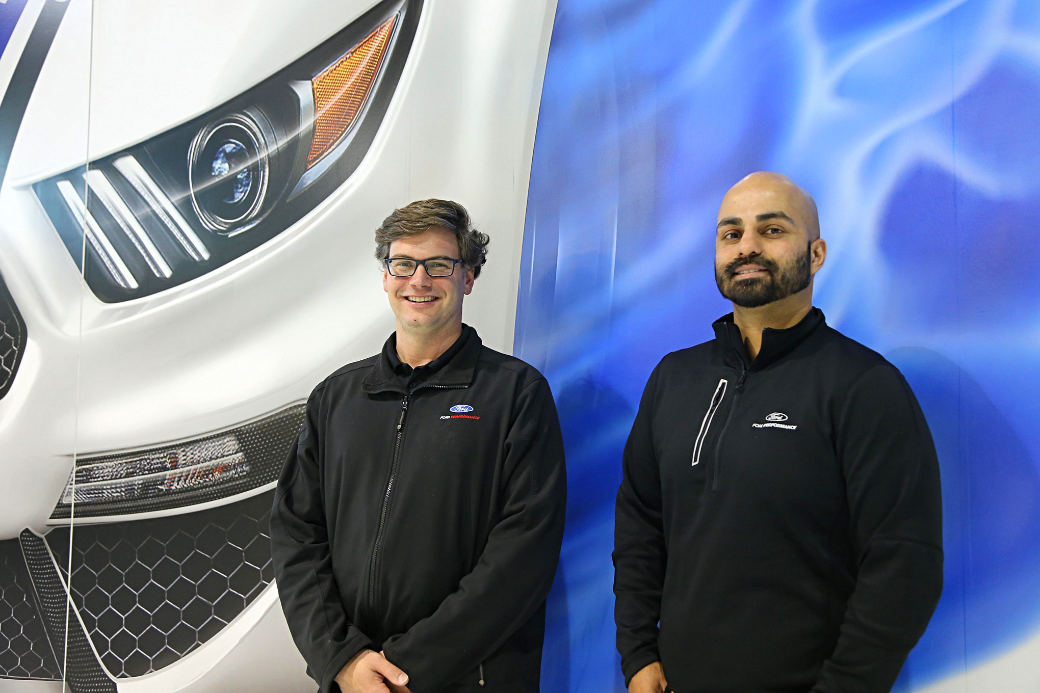 008 Ford Performance Tech Center