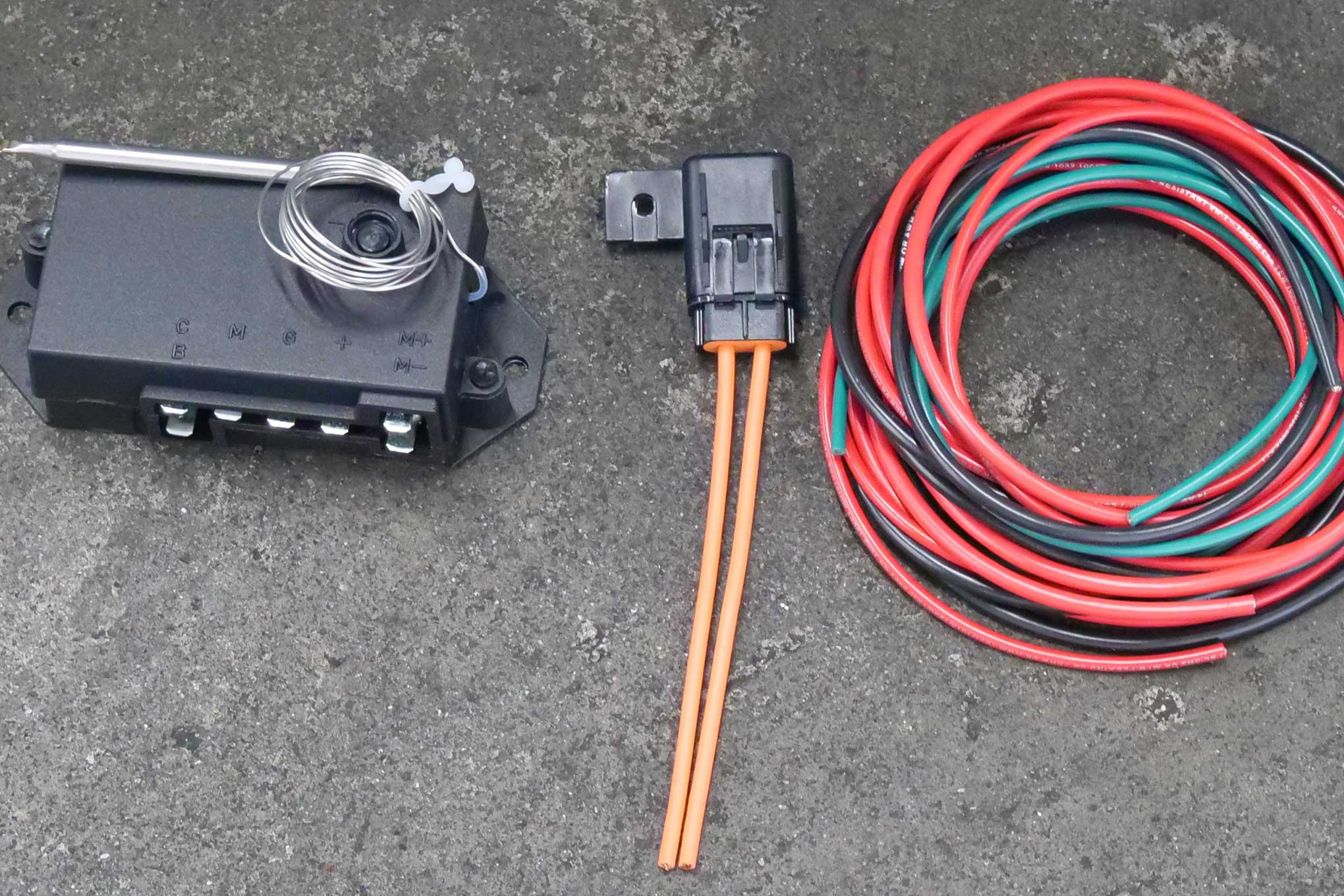 012 Mustang Flex A Lite Fan Controller