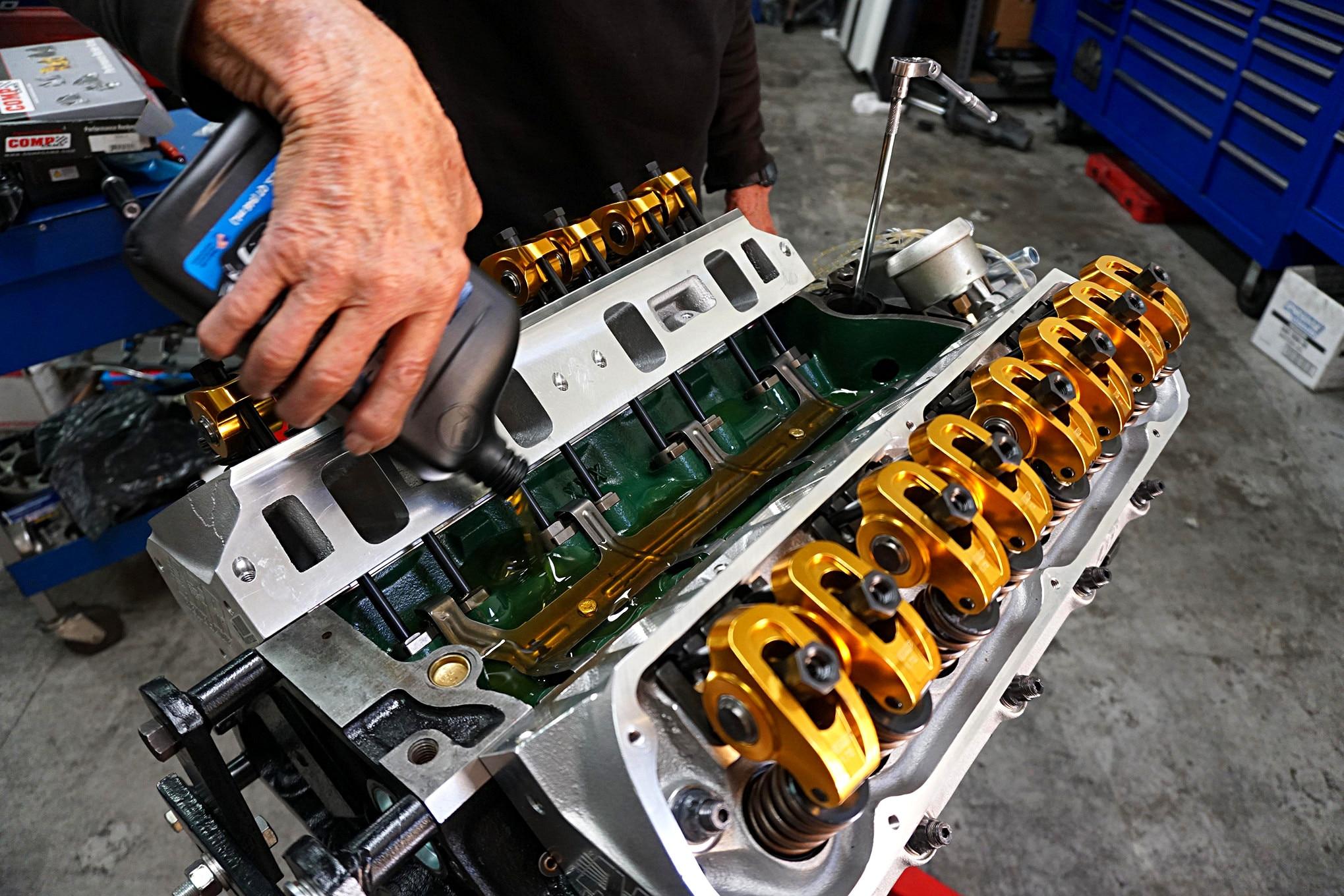 021 Mustang 347 Top Build 1