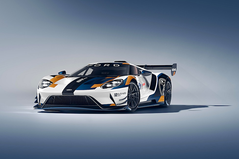 12 Ford GT MKII Goodwood Announcement_Gallery