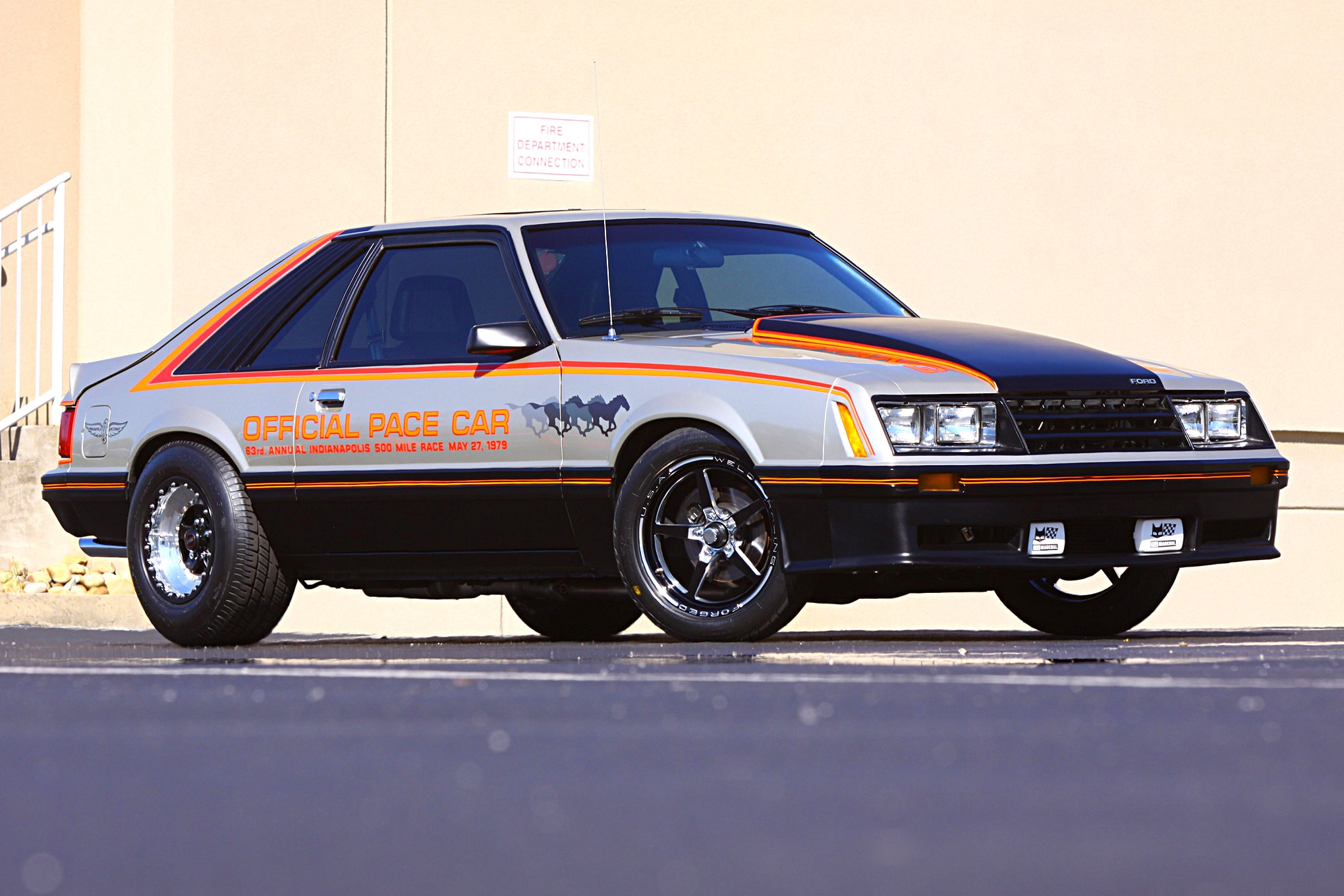 1979 Indy Pace Car 001