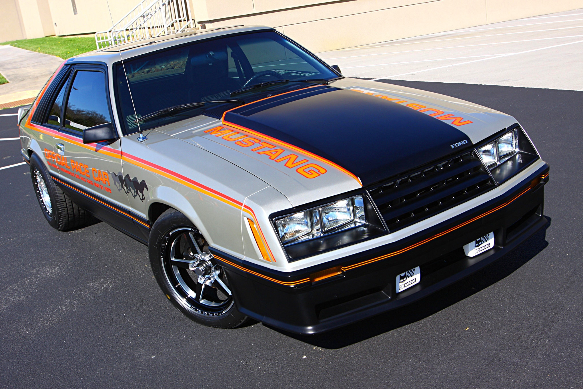 1979 Indy Pace Car 004