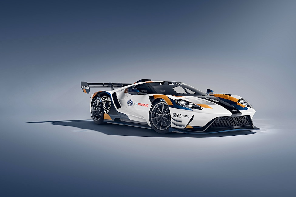 7 Ford GT MKII Goodwood Announcement_Gallery