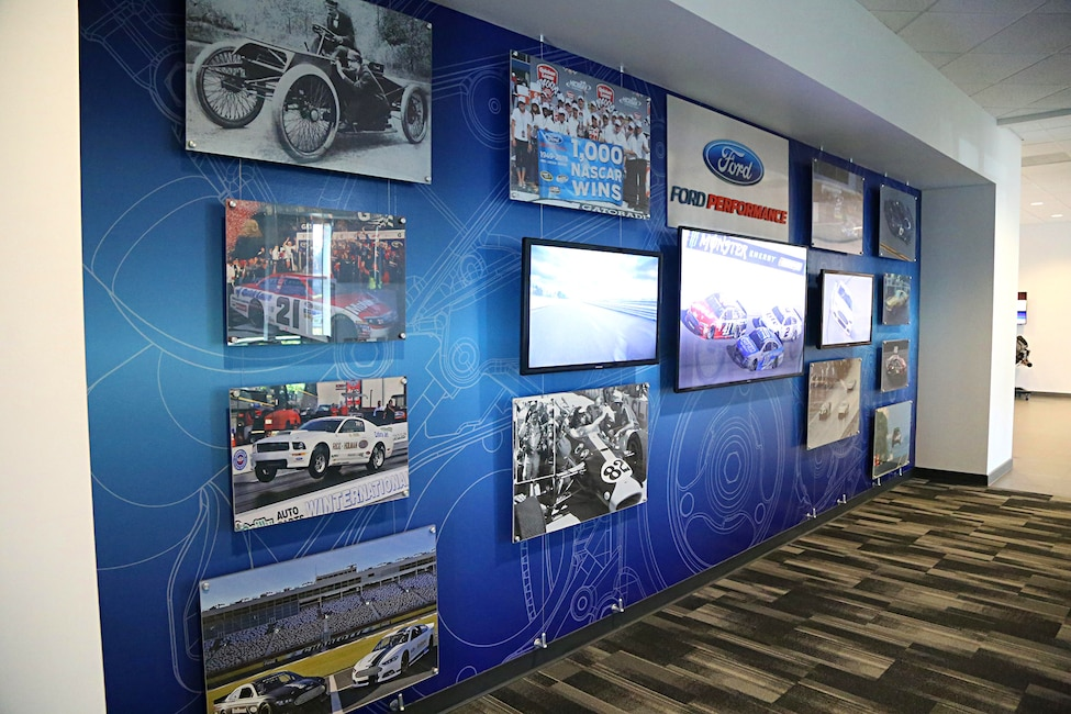 Ford Performance Tech Center Gallery 364