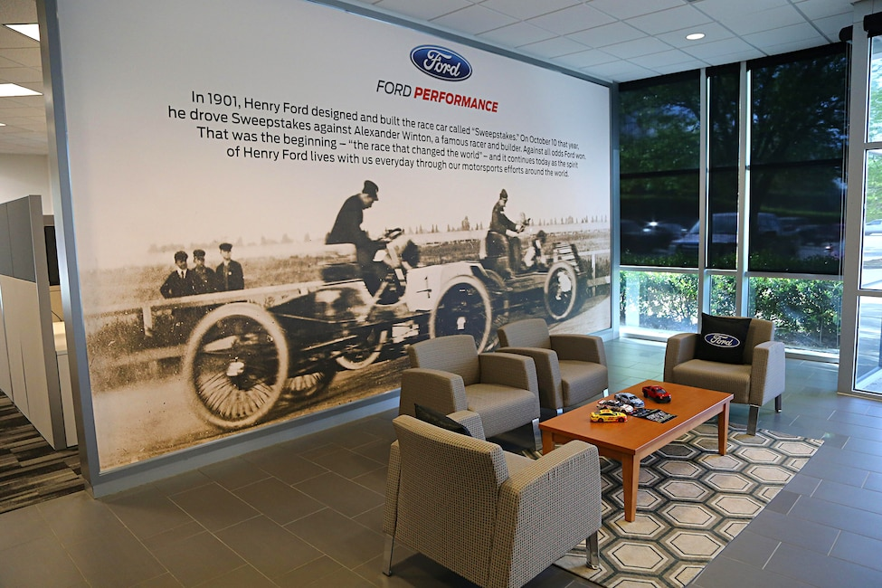 Ford Performance Tech Center Gallery 365