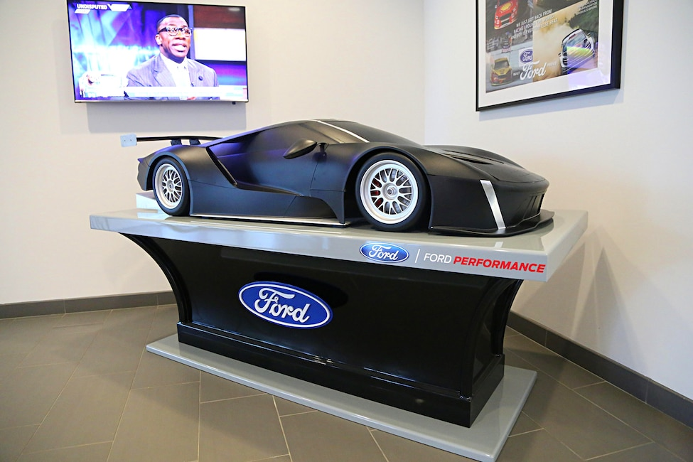 Ford Performance Tech Center Gallery 369
